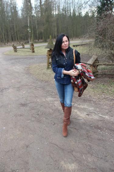 Edyta Andrzejewska.blog Leśniczówka 2