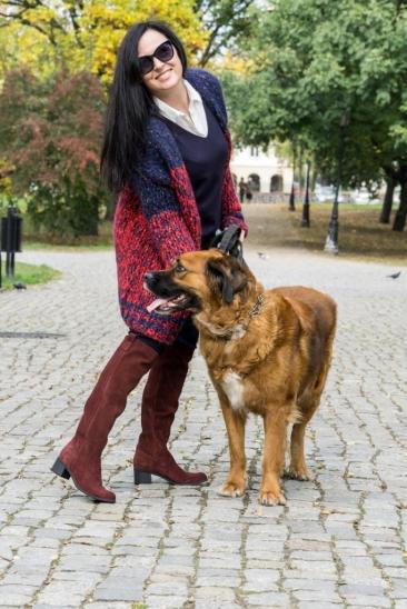 edytaandrzejewska.blog 1 spacer z psem