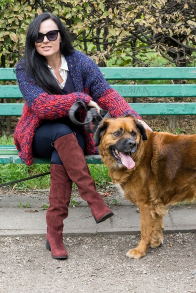 edytaandrzejewska.blog 11 spacer z psem