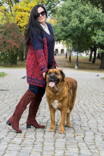 edytaandrzejewska.blog 2 spacer z psem