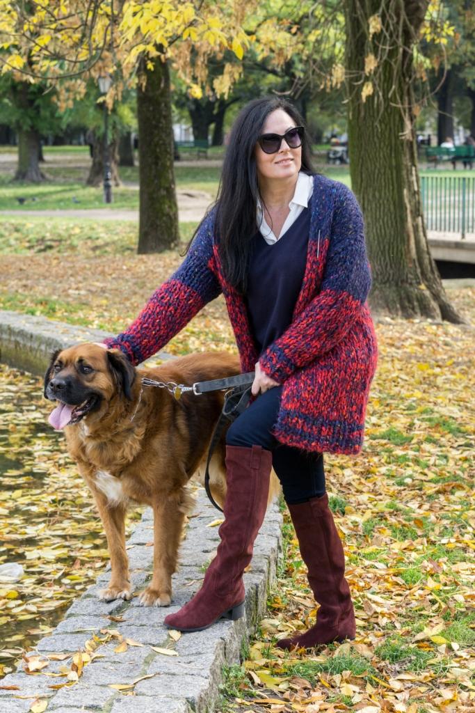 edytaandrzejewska.blog 20 spacer z psem