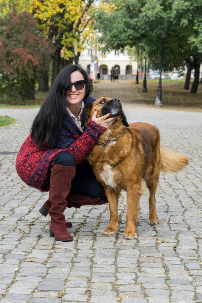 edytaandrzejewska.blog 3 spacer z psem