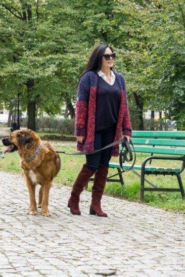edytaandrzejewska.blog 6 spacer z psem
