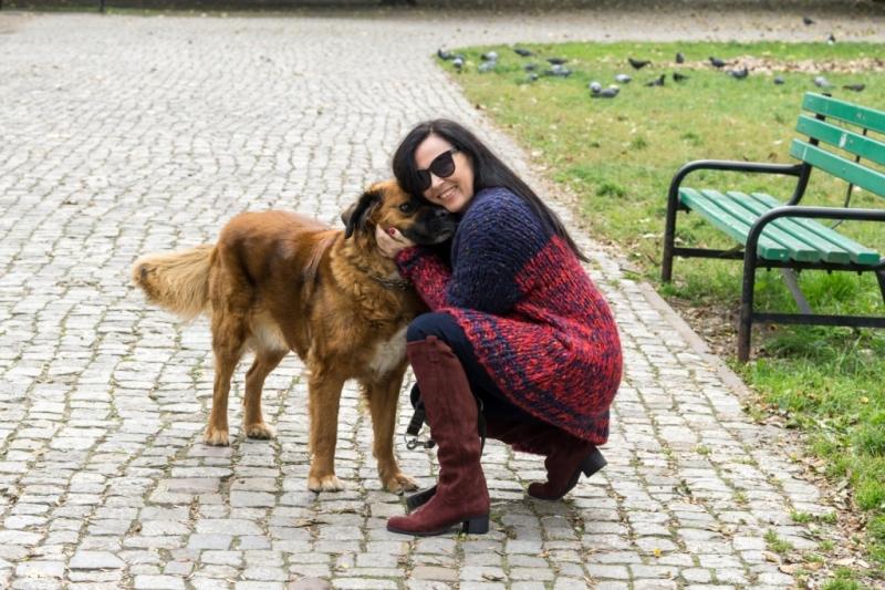 edytaandrzejewska.blog 7 spacer z psem