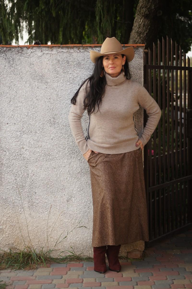 Bordo, beż, brąz - kolory jesieni
