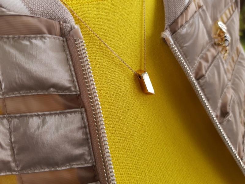 Żółta bluzka 17