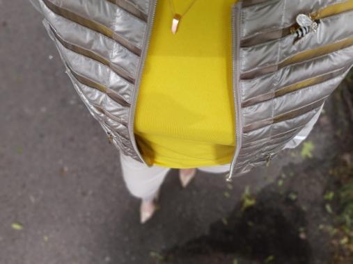 Żółta bluzka 18